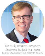 Rob Mc Kenna Endorses Guardian Roofing