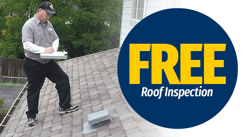 17 Point Roof Inspection Washington Roofing Company