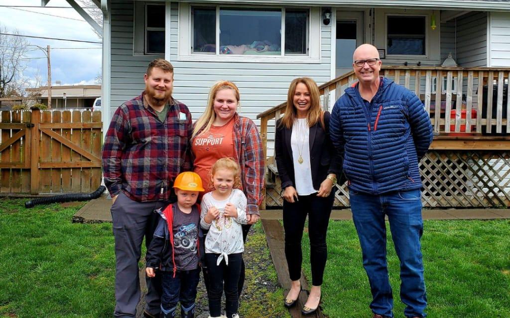 Lenihan Family