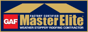 Factory Certifed Master Elite Roofing Contractor