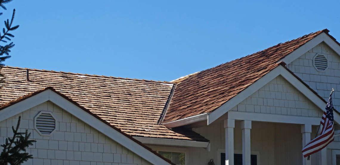 Cedar Shake Roofing Tacoma