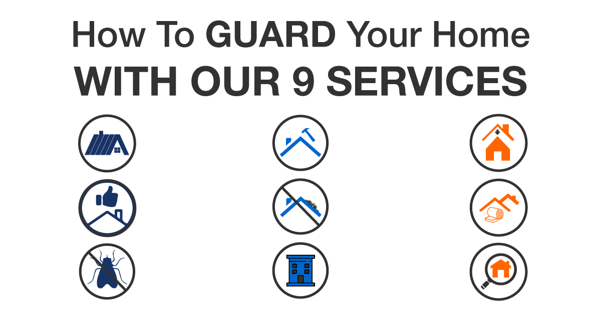 How To Guard Your Home With Our 9 Services