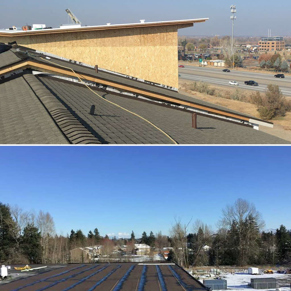 Commercial Roofing Building Types