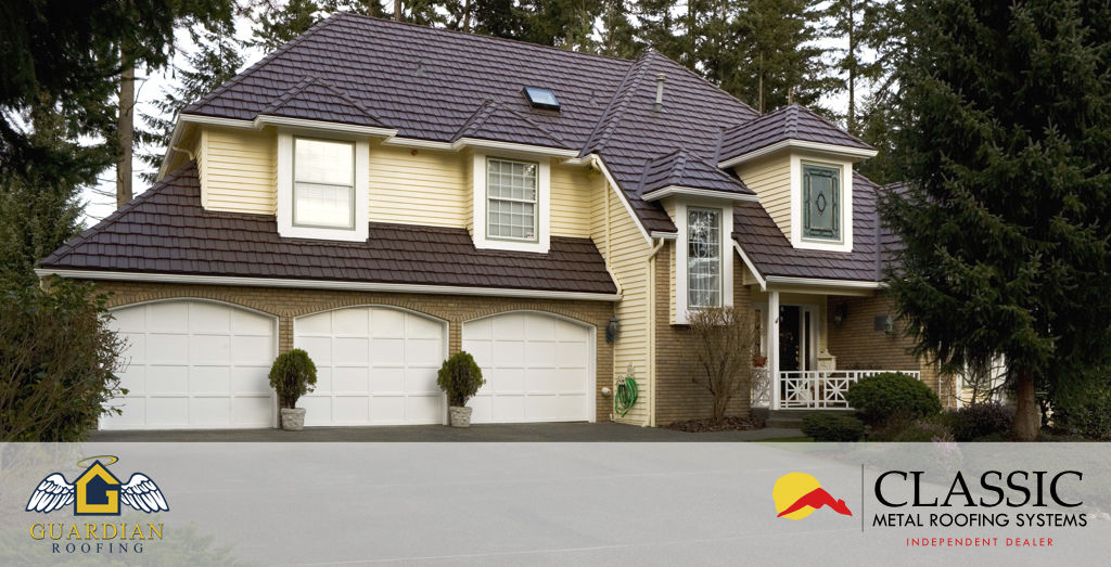Guardian Roofing Metal Shingles