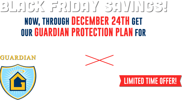 Guardian Protection Plan Black Friday Savings