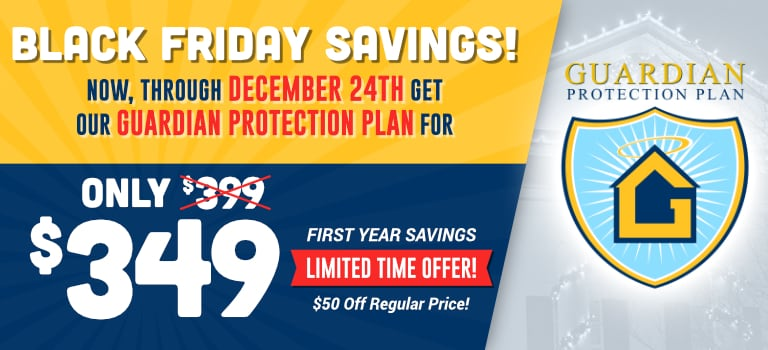 Guardian Protection Plan: Black Friday Sale