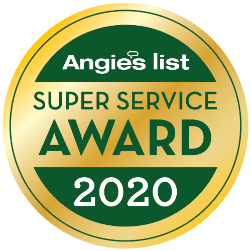 Angie's List Super Service Award for Pest Control