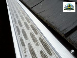 Guardian Gutter Guard Covers Clost-up
