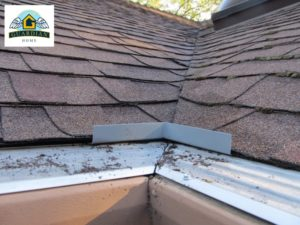 Gutter Guard Covers Seattle Roofing - Corner View
