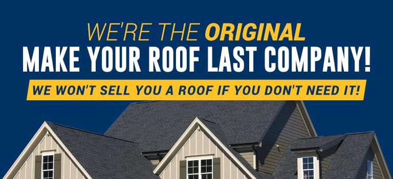 Roof Last